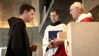Monastic Profession 2010