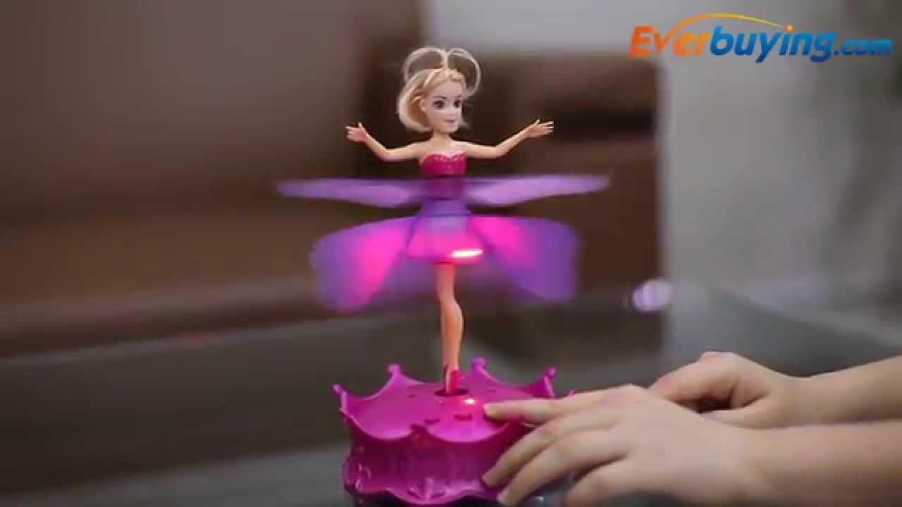 В интернет-магазине игрушек toy. Ru вы можете купить летающую фею ( flying fairy) по низким ценам!