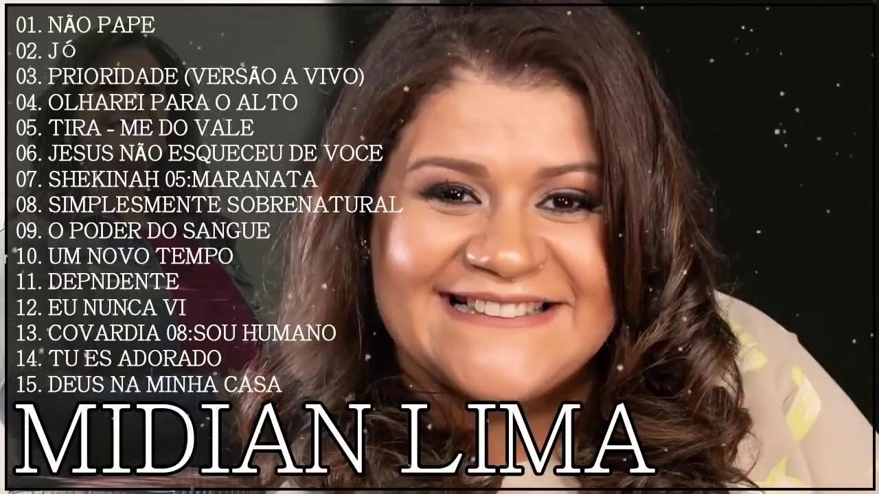 Midian Lima   Top 15 as melhores musica gospel 2020 músicas mais tocadas [atualizada] [nova lista]