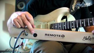 BluGuitar REMOTE1: The programmable Footswitch for AMP1 (EN)