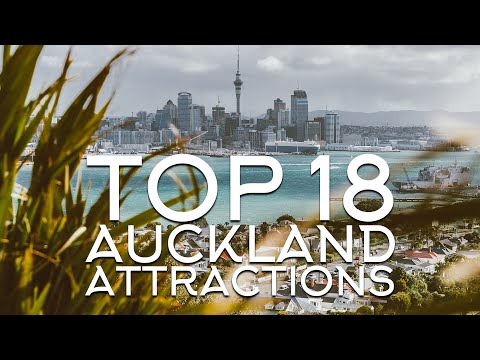 TOP 18 AUCKLAND ATTRACTIONS (2020) [4K]