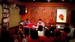 2012/10/29三重四日市ドレミファといろはで開催された花男&ヒライシュ...