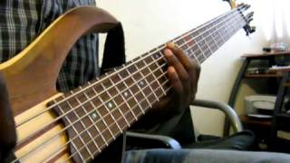 Joyous Celebration Hi hanya mahala Bass Cover