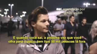 One Direction 'The TV Special' - Parte 1/3 | LEGENDADO PT/BR