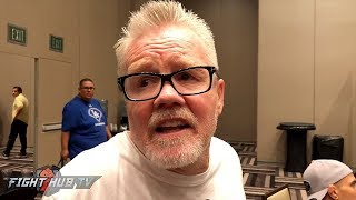 "FREDDIE ROACH ""ANTHONY JOSHUA BEATS WILDER! HES SHOWING HES THE BEST FIGHTER IN THE WORLD!"""