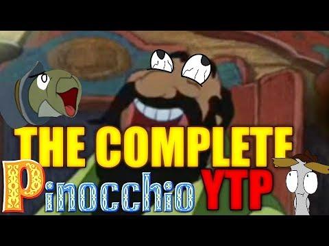 Complete Pinocchio YTP | Stromboli's World