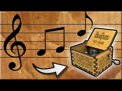 The history of the MUSIC BOX