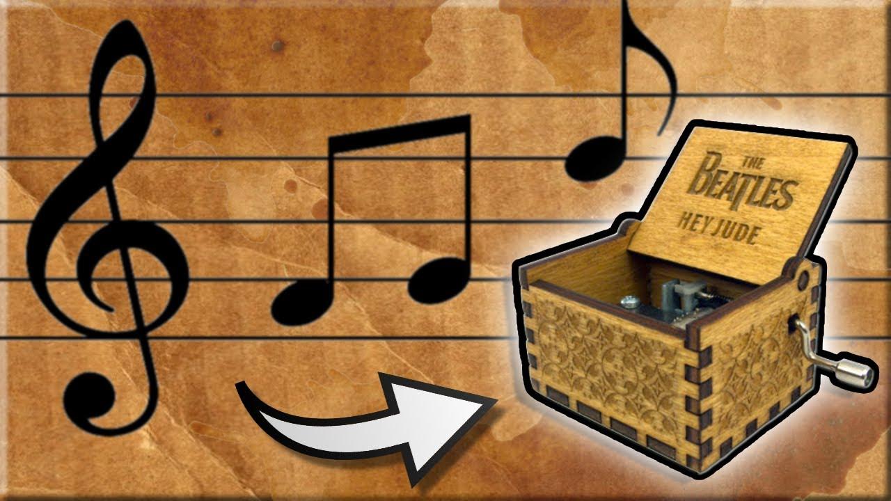 l 39 histoire de la bo te musique youtube. Black Bedroom Furniture Sets. Home Design Ideas