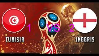 Video Skor Hasil Akhir Inggris VS Tunisia Malam Ini | Piala Dunia 2018 All Highlights download MP3, 3GP, MP4, WEBM, AVI, FLV Juli 2018