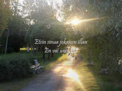 Finlanders: Kerran ainoastaan +Lyrics