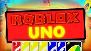Roblox Uno YOUTUBER Edición!