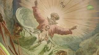 всенощное бдение, Храм Христа Спасителя, г. Москва, 15 июня 2019 г