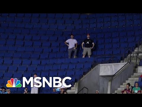Trump 'Furious' About 'Underwhelming Crowd' At Tulsa Rally | Morning Joe | MSNBC