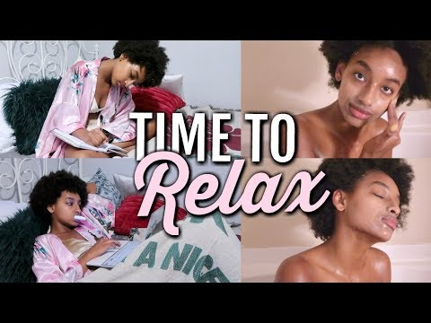 MY SELF CARE ROUTINE ♡ PAMPER & ME TIME ♡