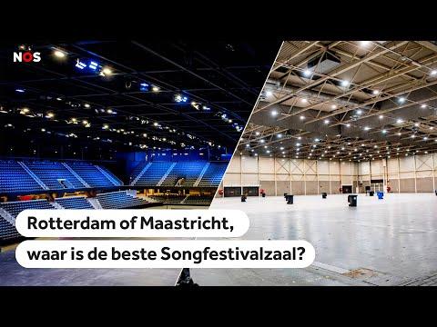 SONGFESTIVAL: Rotterdam en Maastricht laten zien hoe 'hun' Songfestival eruit zou zien