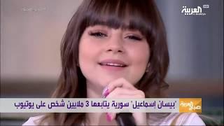 لقائي في صباح العربية !! حكينا كلشي؟!