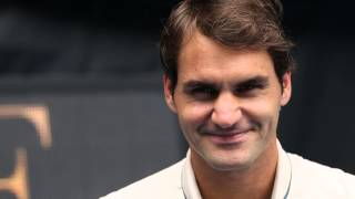 Watch Roger Federer live on Youtube at 8pm