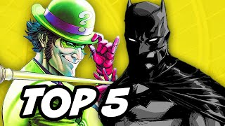 Gotham Season 2 Episode 7 - TOP 5 WTF and Batman Easter Eggs