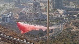שריפות בחיפה