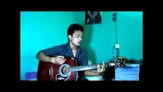 aatma ma timro aatma ma cover song by Vivek Shakya,Dharan