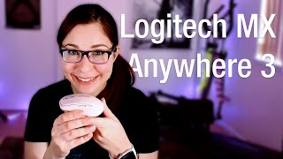 Is the Logitech MX Anywhere 3 your next mouse?