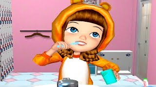 Fun Care Ava The 3D Baby Doll Kids Games - Play Fun Baby Girl Care, Fun Dance Games For Girls