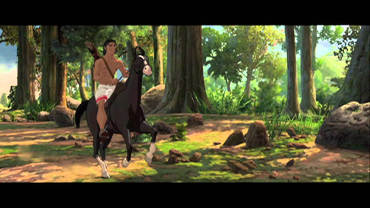Arjun The Warrior Prince Official Trailer Youtube
