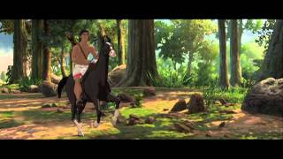 Arjun The Warrior Prince  Official Trailer