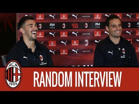 Romagnoli And Bonaventura: Random Interview