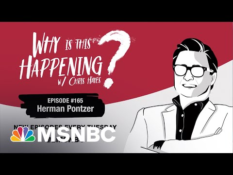 Chris Hayes Podcast with Herman Pontzer | Why Is This Happening? – Ep 165 | MSNBC