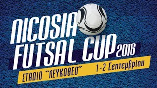 nicosia futsal cup final apoel vs ael highlights 02sep2016