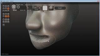 Sculptris Basics Tutorial - Female Head 1