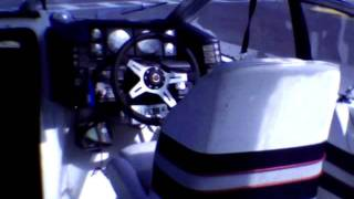 1990 Bayliner 2651 Ciera Sunbridge. Part 2.  Walk In Video.