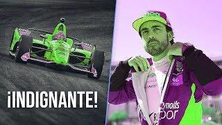 McLaren, DAIS PENA...   Alonso FUERA de la INDY 500 por un DESASTROSO y ARRASTRADO McLaren