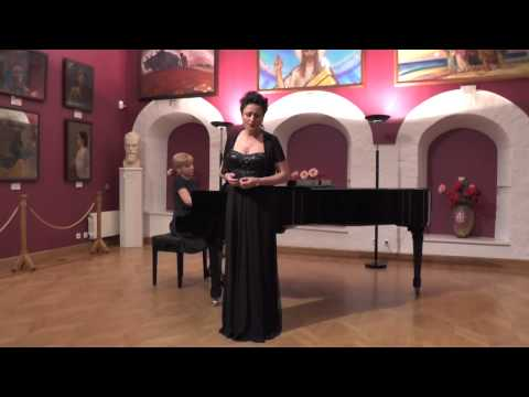 Ария Альмиры из оперы