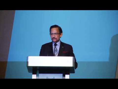 THE 34th SINGAPORE LECTURE by His Majesty Sultan Haji Hassanal Bolkiah Mu'izzaddin Waddaulah