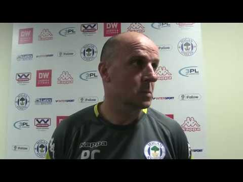 WALSALL REACTION: Paul Cook pleased with hard-fought victory
