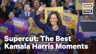 Kamala Harris' Greatest Moments | NowThis