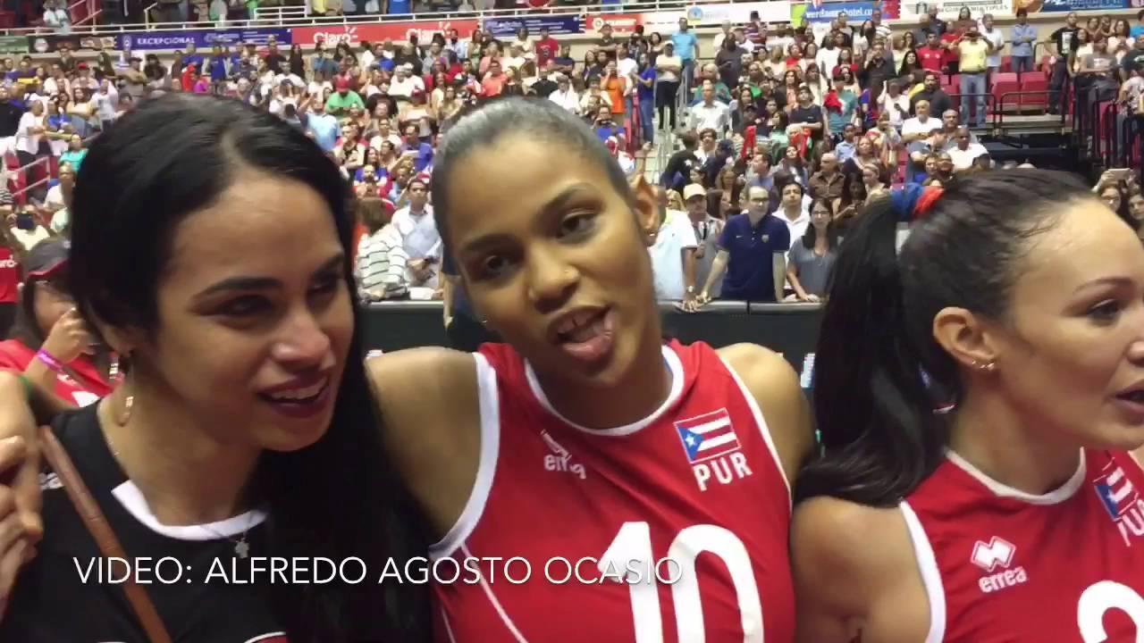 Download Clasificación Olímpica Selección Nacional Voleibol Femenino Puerto Rico 2016
