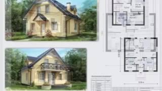 видео Строительство домов из кирпича во Владимире и Владимирской области под ключ