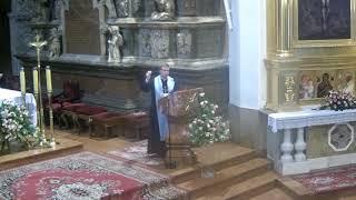 Misje parafialne - nauka dla żyjących w związkach niesakramentalnych, 10 września 2017, godz. 16.00