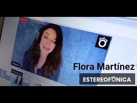"Flora Martinez comenta sobre ""Me equivoqué otra vez"", su primer canción como solista | Estereofonica"