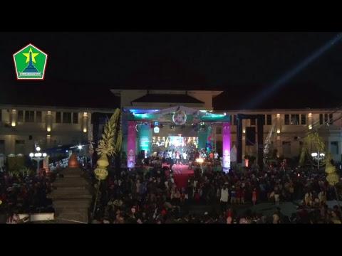 LIVE STREAMING PAWAI OBOR ASIAN GAMES DI KOTA MALANG