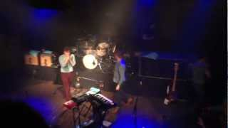 Two Door Cinema Club Live in Prague (Lucerna Music Bar)