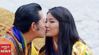 Queen Jetsun Pema of Bhutan is pregnant