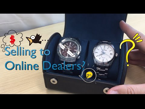 I Tried Selling Watches To A Big Online Dealer...