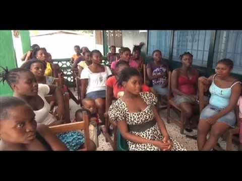 Everything Has a Time - Being a Girl in Liberia - AGALI.mov