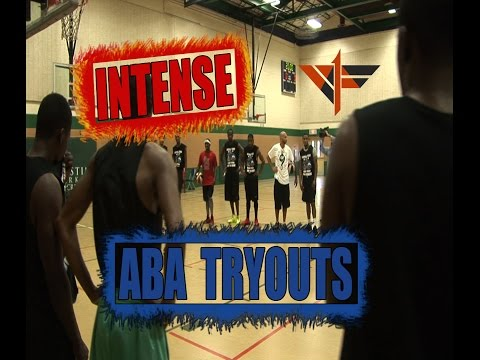 V1F goes to ABA Pro Tryouts