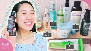 MORE Affordable Drugstore & K-Beauty Products To Try In Your Skincare Routine