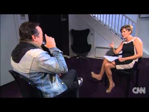 Julian Lennon - CNN Interview